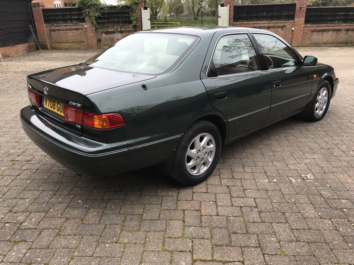 2001 RARE  low mileage BMW BARONS CLASSIC AUCTION  JUNE 4th 2019 For Sale (picture 2 of 6)
