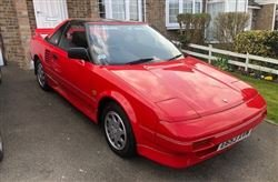 1988 MR2 - Barons Sandown Pk Tuesday 30th April 2019 For Sale by Auction