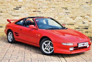 1999 T MR2 T-bar Rev-5 UK CAR  [21 TOYOTA STAMPS] For Sale