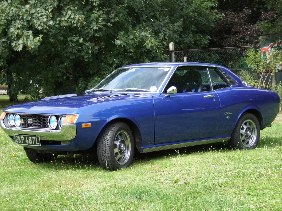 1972 Toyota Celica TA22 GT SOLD (picture 1 of 6)