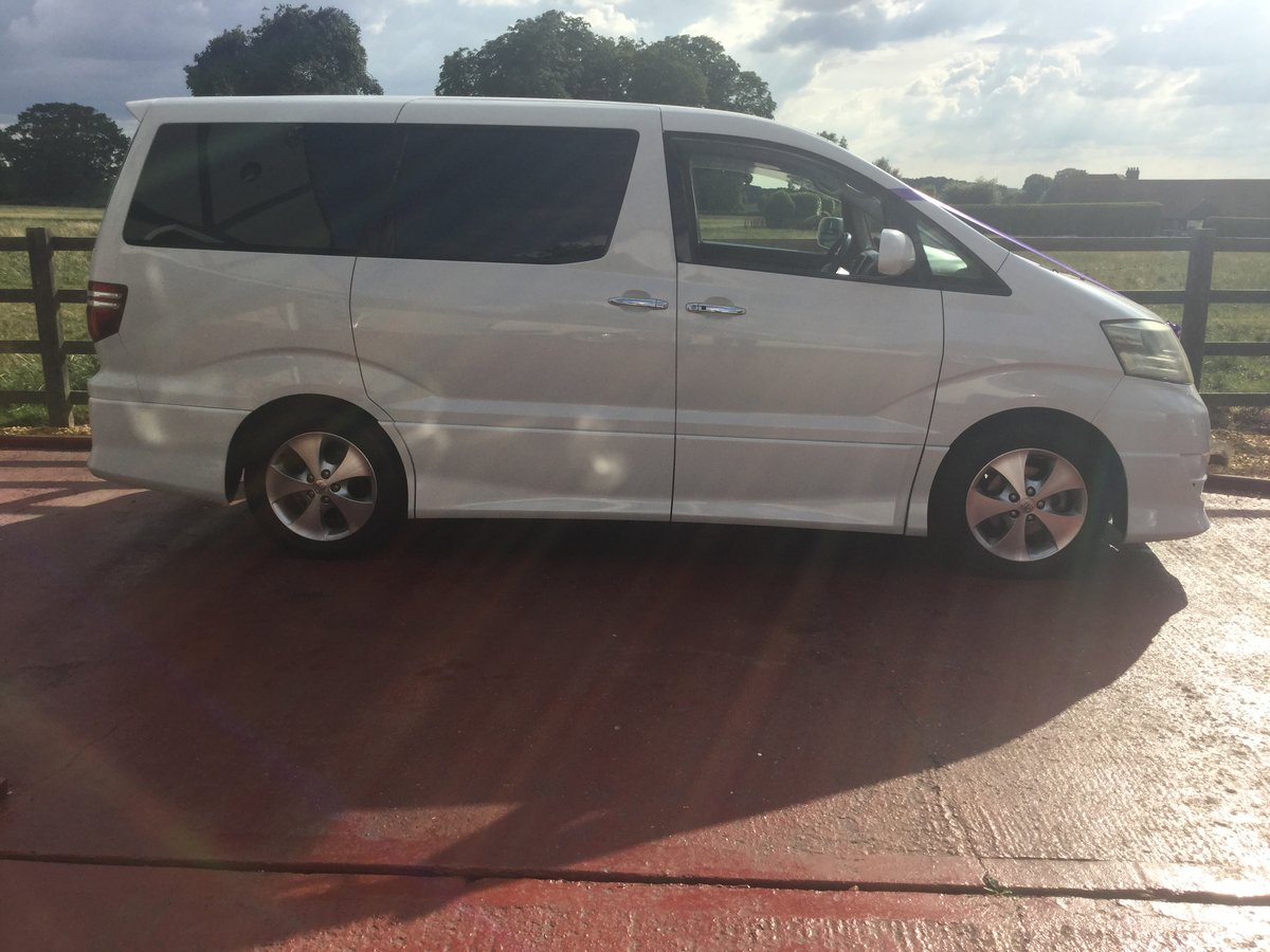2006 Toyota alphard 8 seater SOLD (picture 2 of 3)