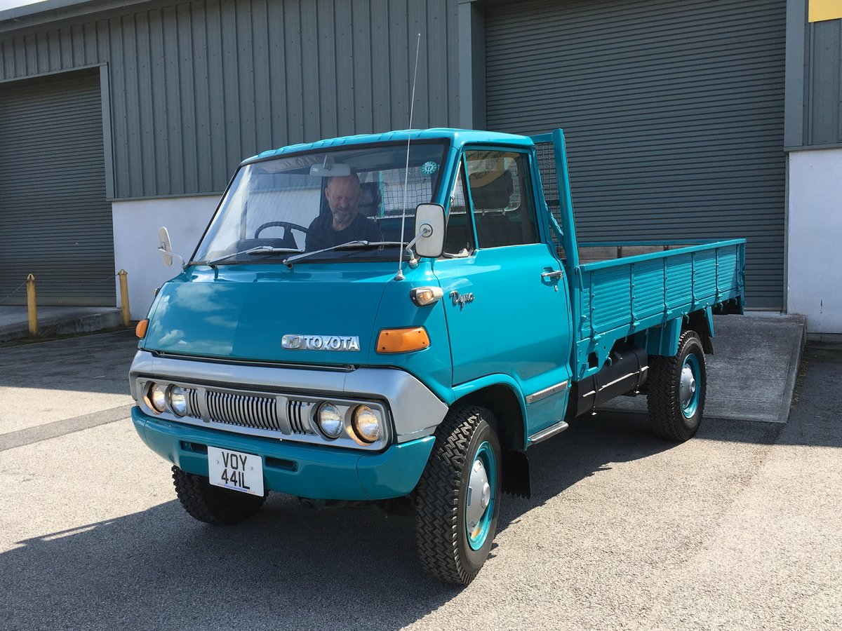 1973 Time warp brilliant little dropside pickup  For Sale (picture 2 of 6)
