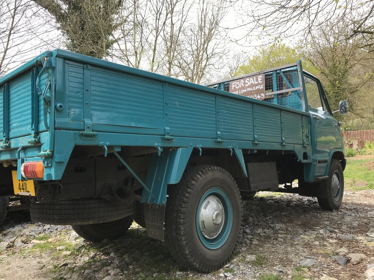 1973 Time warp brilliant little dropside pickup  For Sale (picture 5 of 6)