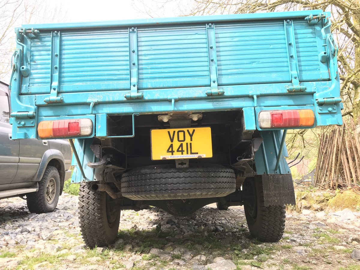 1973 Time warp brilliant little dropside pickup  For Sale (picture 6 of 6)