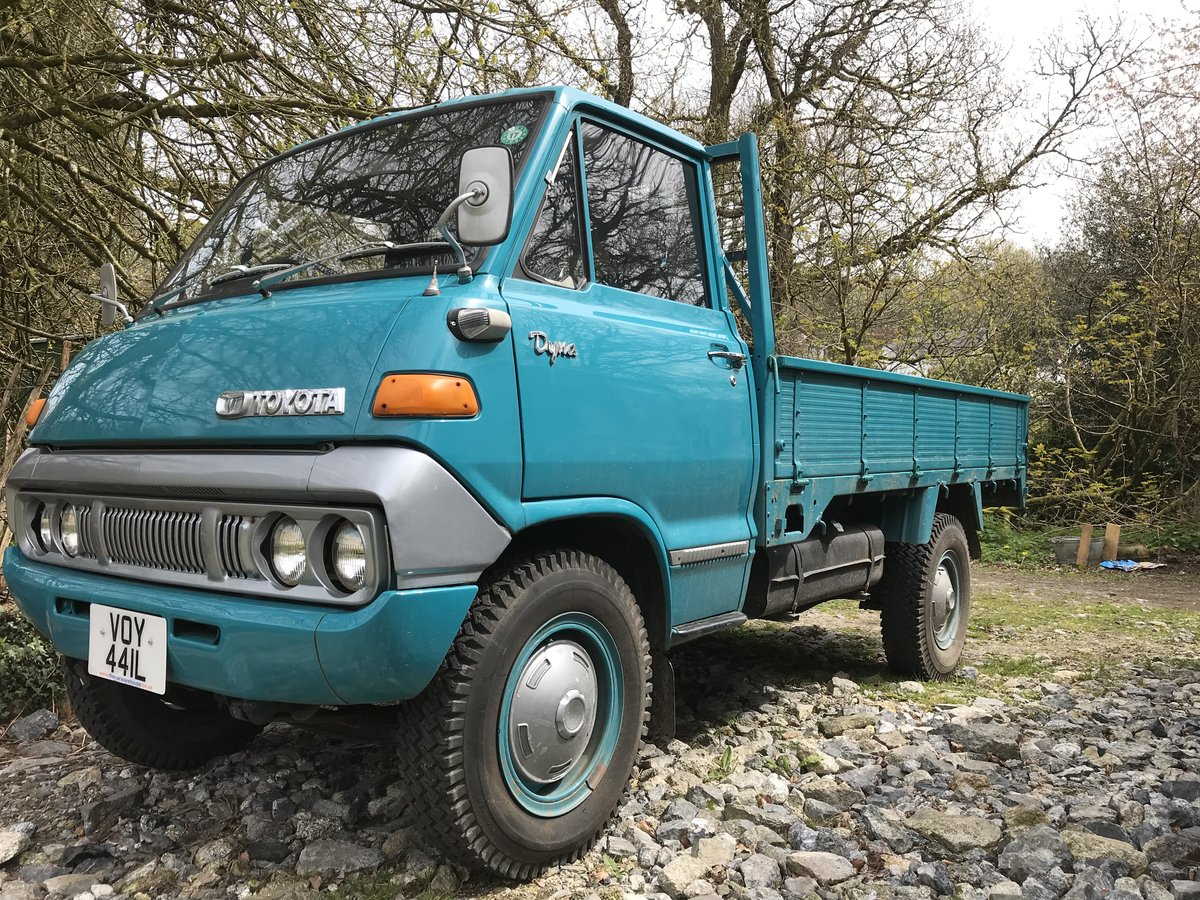 1973 Time warp brilliant little dropside pickup  For Sale (picture 3 of 6)