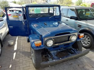 LAND CRUISER HJ45 1976 For Sale