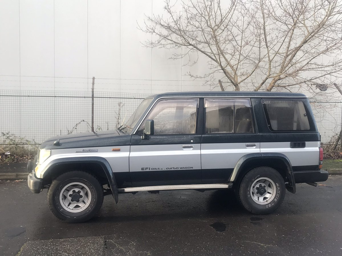 1993 Classic LANDCRUISER PRADO  For Sale (picture 1 of 6)