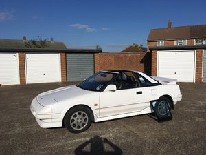 1989 Toyota Mk1 MR2 T-bar For Sale