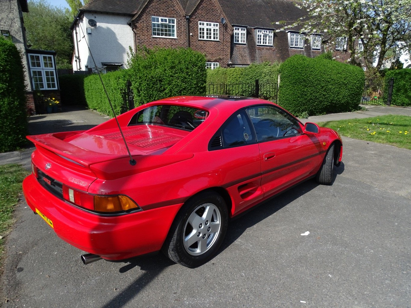 MR2 MK2 1993 red reduced price For Sale (picture 6 of 6)