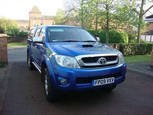 2009 Hilux 3.0 D-4D Invincible No VA For Sale