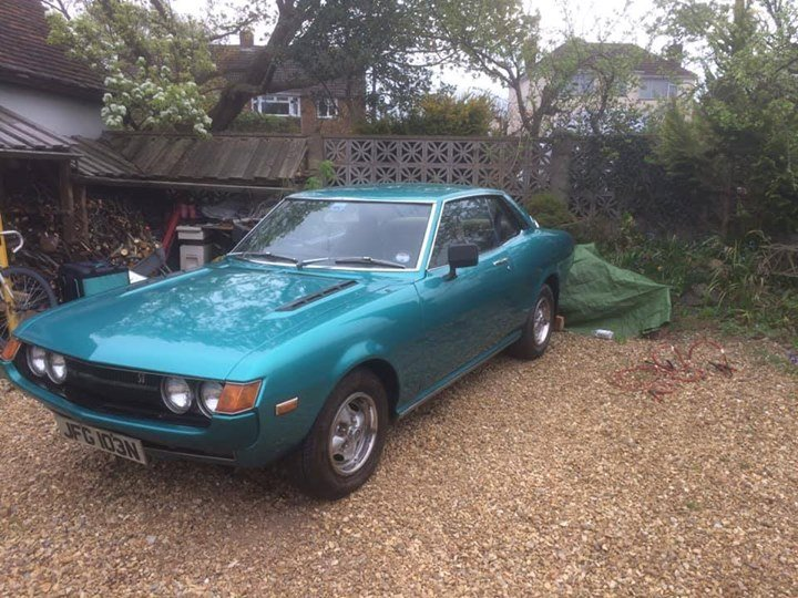1975 Toyota Celica (TA22) For Sale (picture 1 of 6)