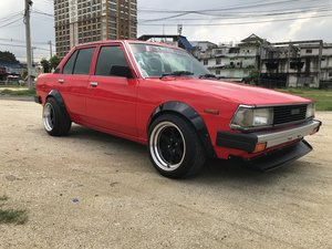 1982 Toyota Corolla KE70 4AGE 16V For Sale