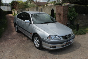 2001 Superb Toyota Avensis MkI Automatic With Only 53k Miles SOLD