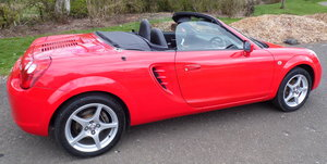 2006 Toyota MR2 Low Mileage. For Sale
