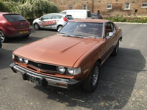 Superb Toyota Celica Liftback. 1976 For Sale