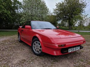 1988 Toyota MR2 Mk1 For Sale