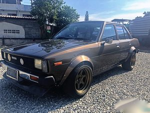 1981 Toyota Corolla DX For Sale