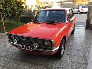 1973 Toyota Corolla KE20 (2 doors) For Sale