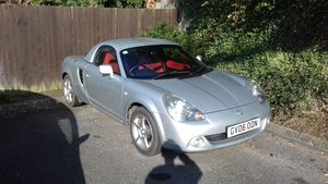 MR2 mk3 2006. Exceptionally low mileage