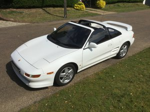 1995 Toyota MR2 Mk2 TBar Rev 3 Auto-Show Condition
