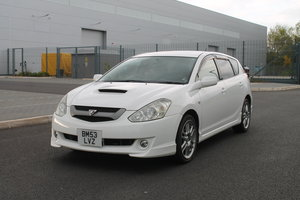 2003 TOYOTA CALDINA N SPEC EDITION GT4 3SGTE 4X4 For Sale
