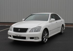 2007 toyota crown athlete 3.5 v6 grs184 new shape For Sale