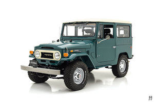 1974 TOYOTA FJ40 LAND CRUSIER For Sale