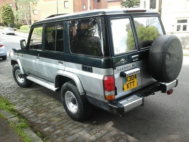 1992 Toyota Land Cruiser at Morris Leslie Auction 17th August For Sale by Auction (picture 3 of 6)