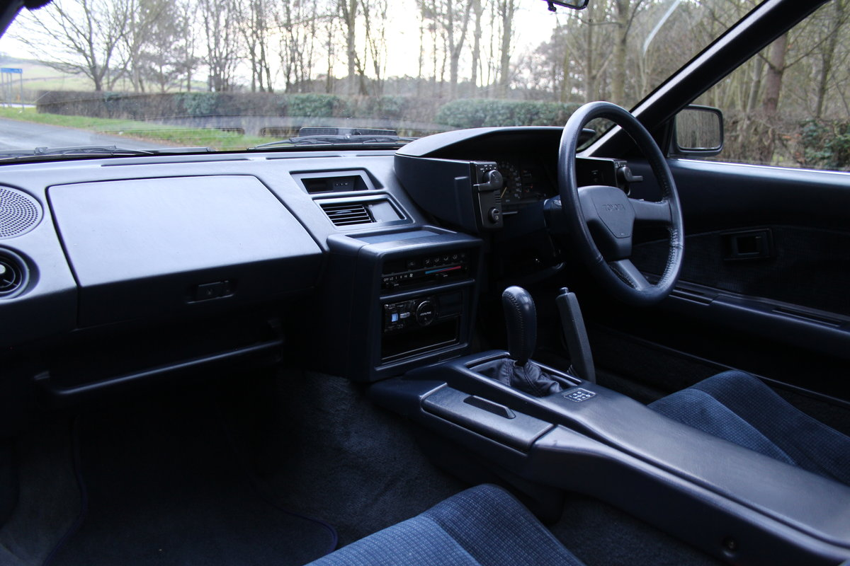 1988 Toyota MR2 MKI, UK Car, 63k miles, exceptional SOLD (picture 8 of 12)