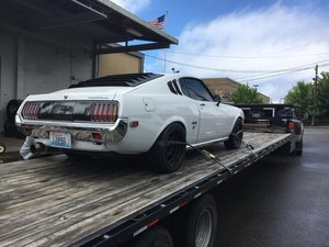 1977 Toyota Celica RA29 Liftback For Sale