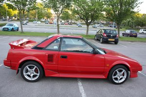 1989 TOYOTA MR2 MK1 1.6 HPI CLEAR - AW11 - 114K MILES