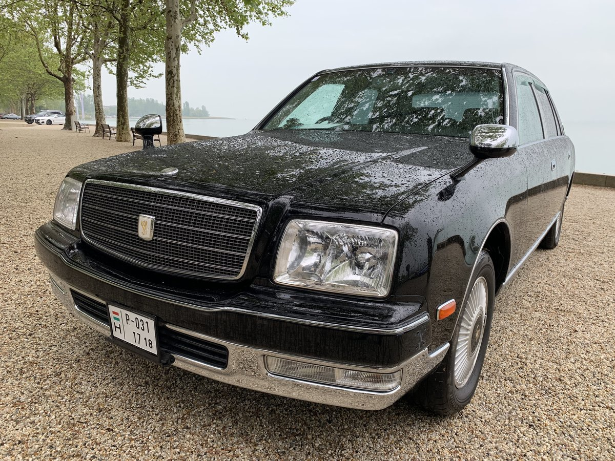 Toyota Century 2006 and 2010 model year For Sale (picture 2 of 6)