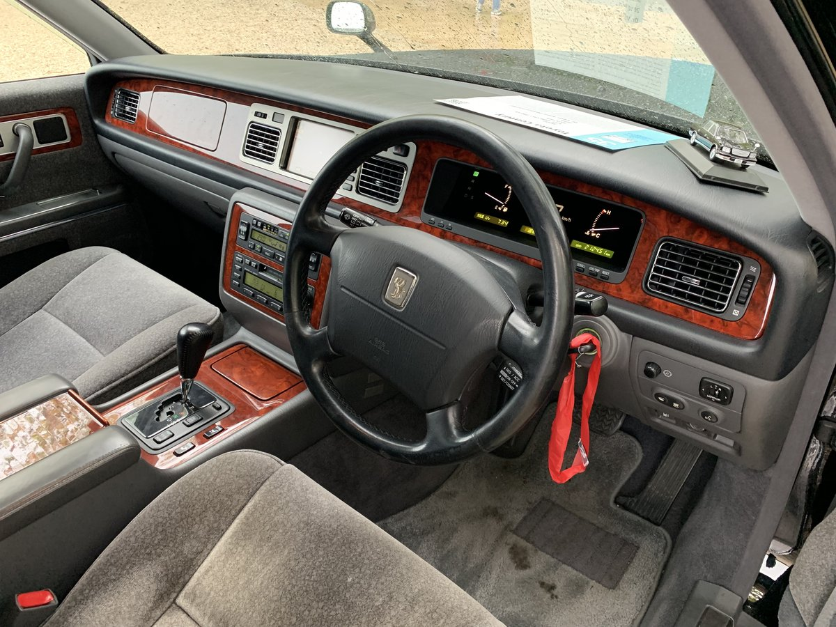 Toyota Century 2006 and 2010 model year For Sale (picture 3 of 6)