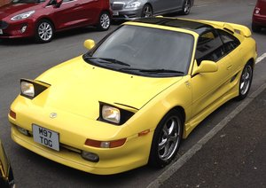 1994 Toyota MR2 GLimited (offers invited)