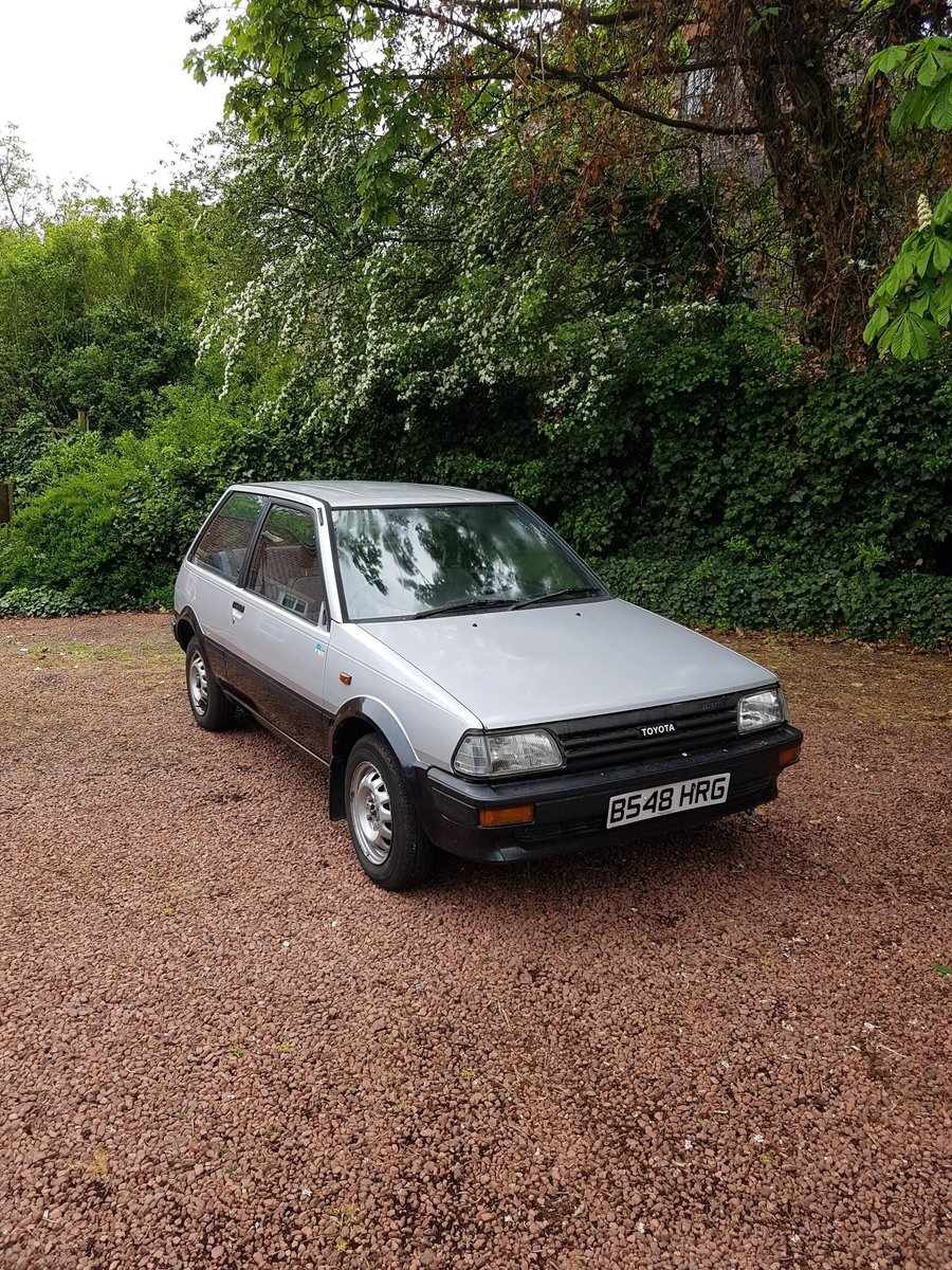 Toyota Starlet 1985 For Sale (picture 1 of 6)