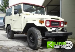 1982 Toyota Land Cruiser Bj42 For Sale