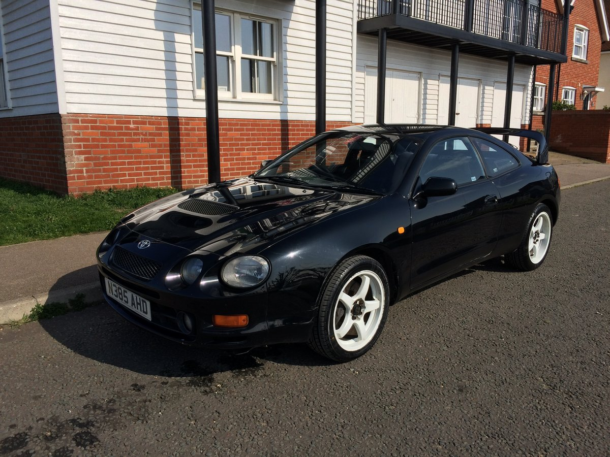 1996 Toyota Celica GT4 - [Potentially sold] SOLD | Car And