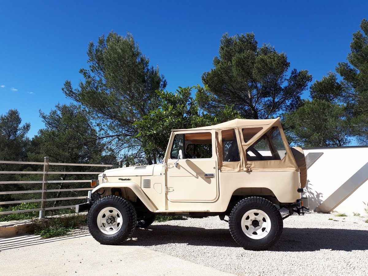 1984 Toyota Land Cruiser BJ 42 - No reserve For Sale by Auction (picture 2 of 6)