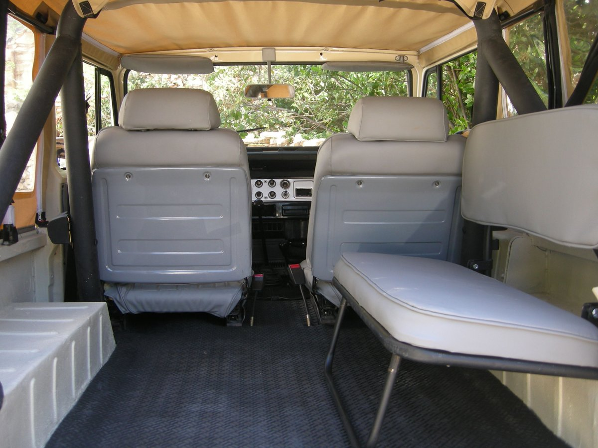 1984 Toyota Land Cruiser BJ 42 - No reserve For Sale by Auction (picture 3 of 6)