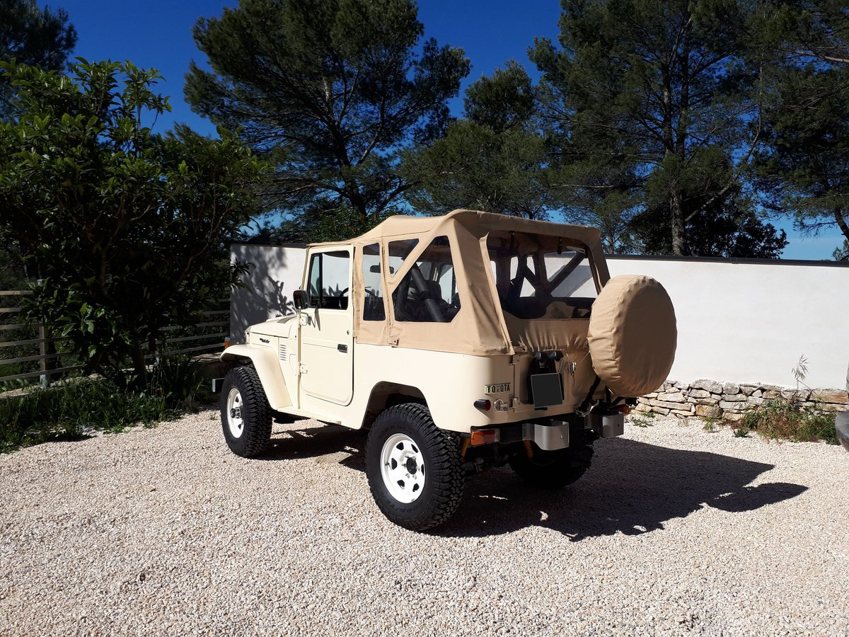 1984 Toyota Land Cruiser BJ 42 - No reserve For Sale by Auction (picture 4 of 6)