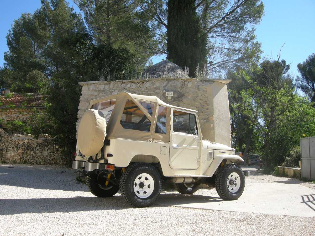1984 Toyota Land Cruiser BJ 42 - No reserve For Sale by Auction (picture 6 of 6)