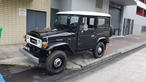 1981 Toyota Land Cruiser BJ40    7 Seats