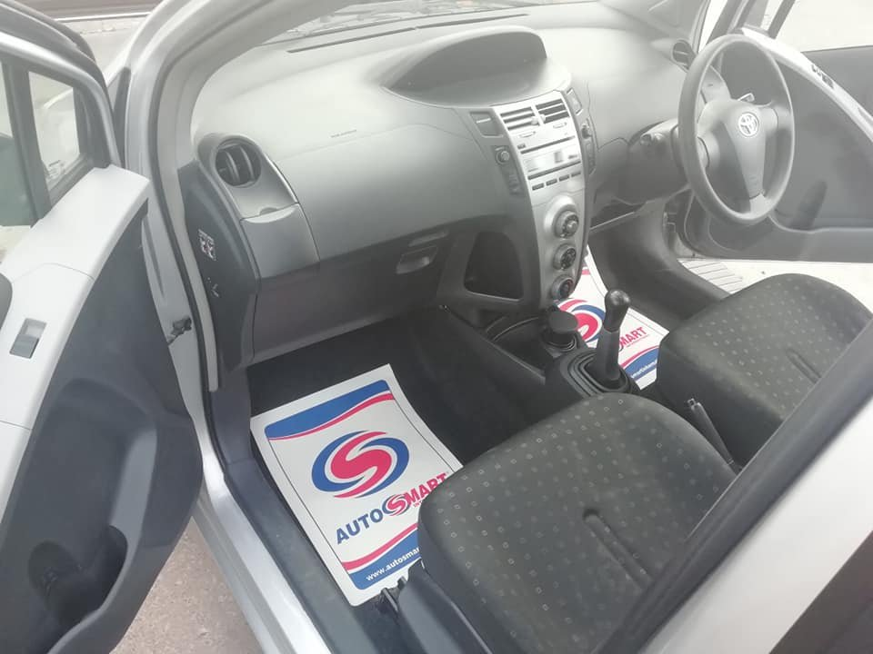 2007 Toyota Yaris 1.0 VVTi -5dr- 1 Year MOT 2020 For Sale (picture 6 of 6)