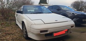 1987 Toyota MR2 MK1 AW11 For Sale