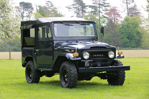 1972 Toyota FJ40 Landcruiser - Superb Condition For Sale by Auction