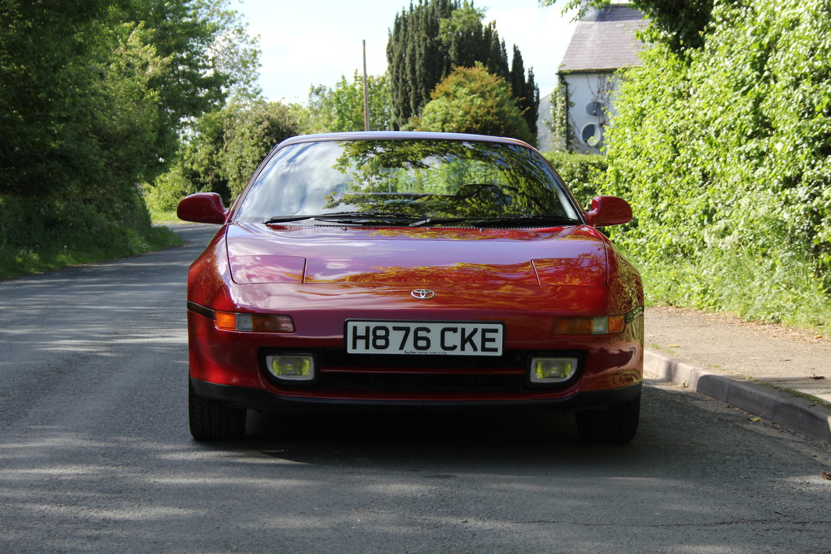 1990 Toyota MR2 2.0 GT - 18.5k miles, 2 owners, totally standard SOLD (picture 2 of 12)