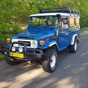 1982 Toyota HJ47 Troopy Completely Restored.RHD Long wb For Sale