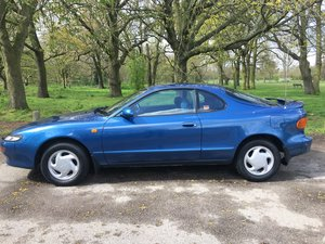 Toyota Celica 1991 GT Coupe absoulote giveaway low mileage  For Sale