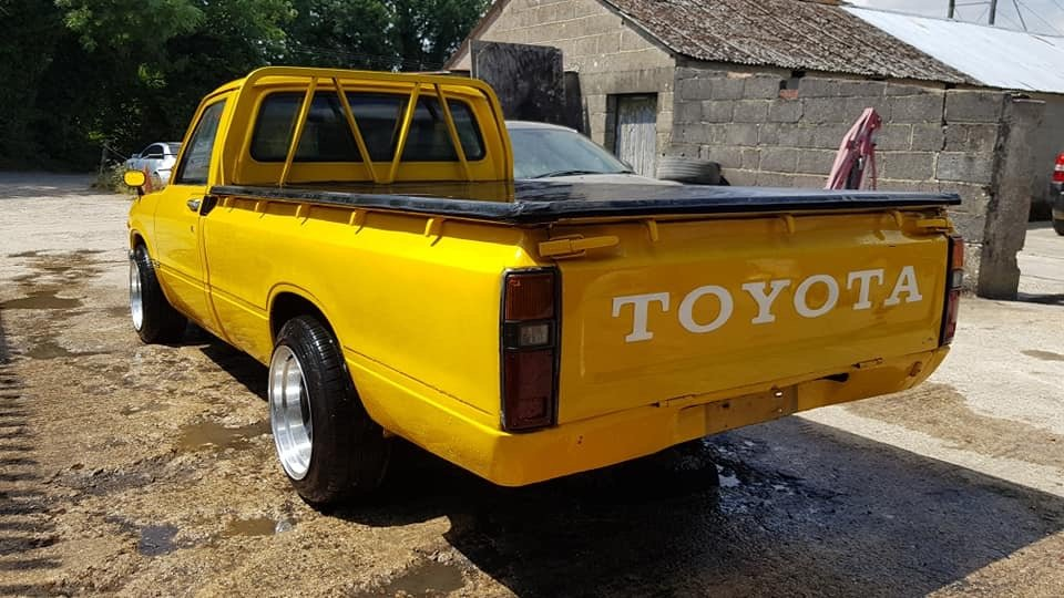 1980 Toyota Hilux RN40 LWB For Sale (picture 4 of 6)