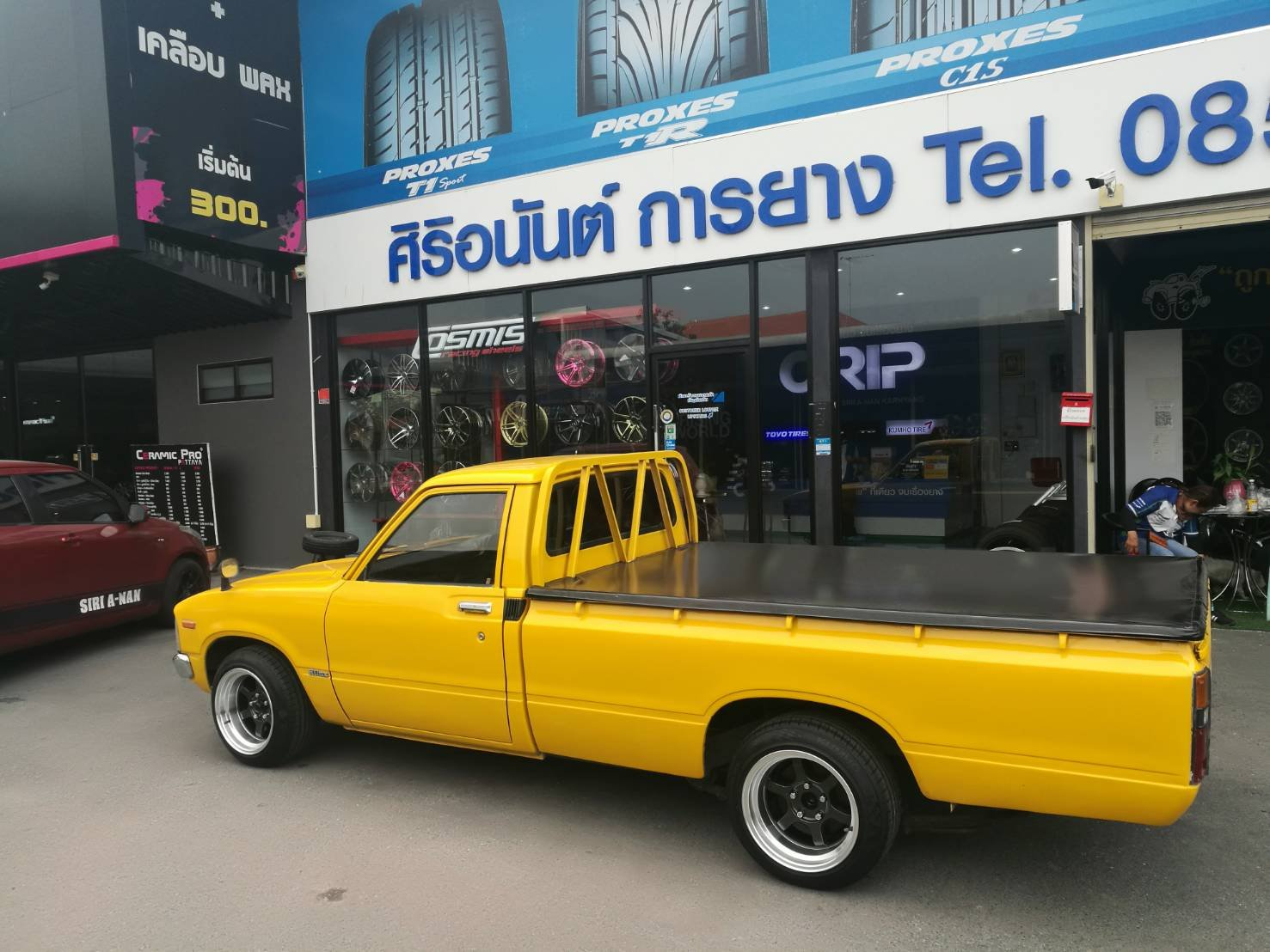 1980 Toyota Hilux RN40 LWB For Sale (picture 6 of 6)